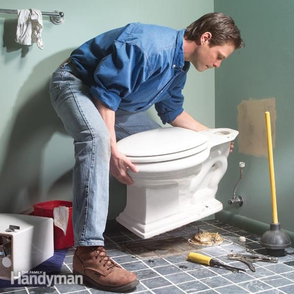 Fix The 4 Most Common Causes Of Leaks Under The Toilet With The Right Parts It S Easier And Cheaper Than You Th Toilet Repair Leaking Toilet Diy Home Repair
