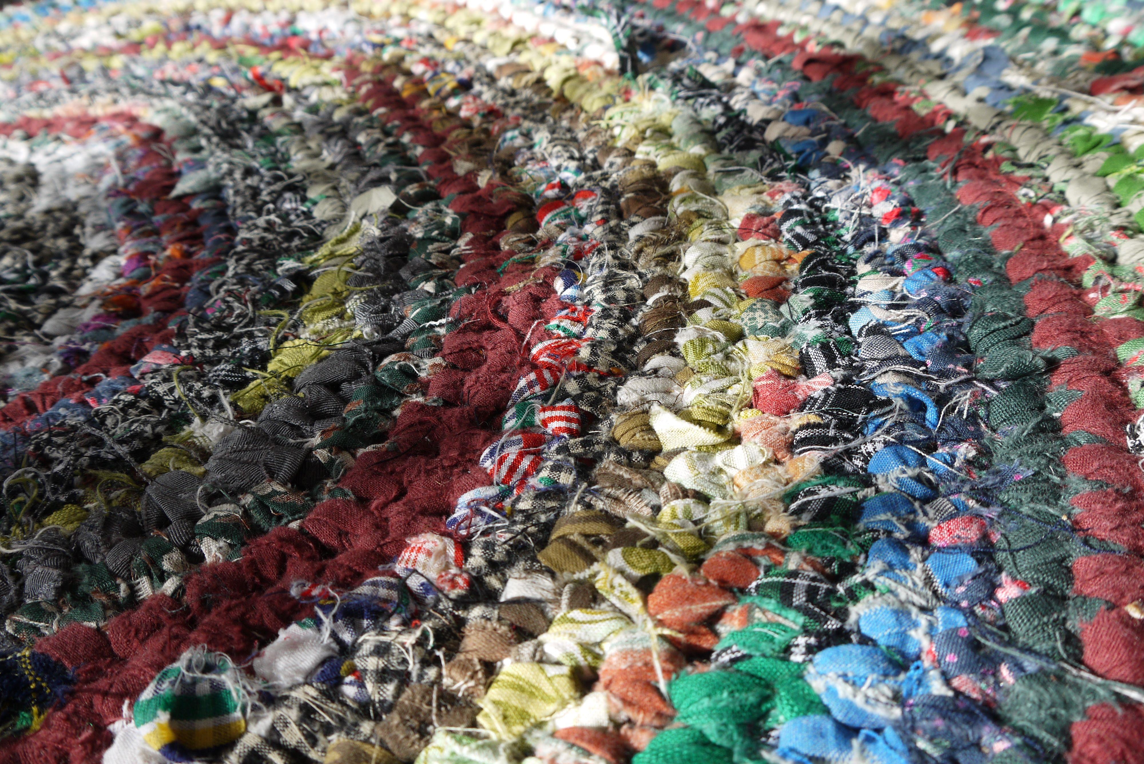 Crochet * Rug * Recycle