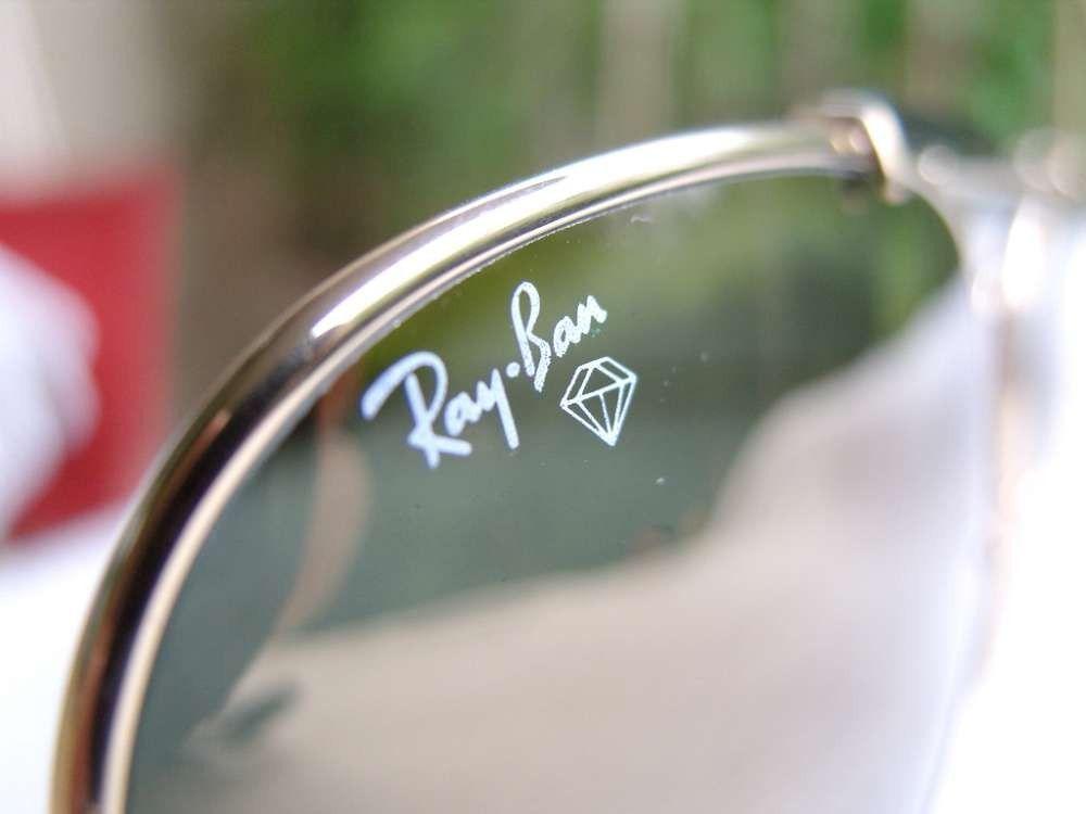 1875cb329f9 Ray Ban DIAMOND HARD Outdoorsman