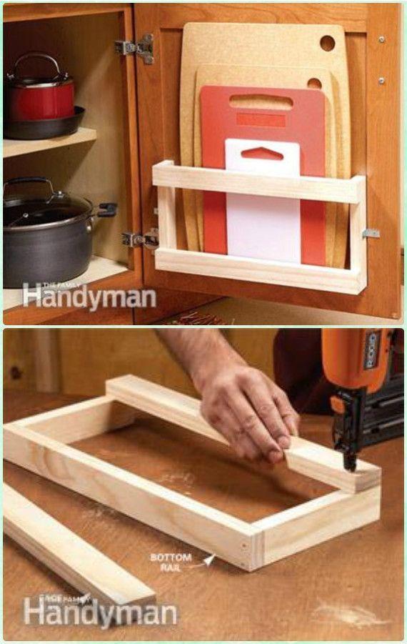 Guide de bricolage pour le conseil de découpe - Des astuces bricolage pour organiser votre kit ... - Decor Cuisine