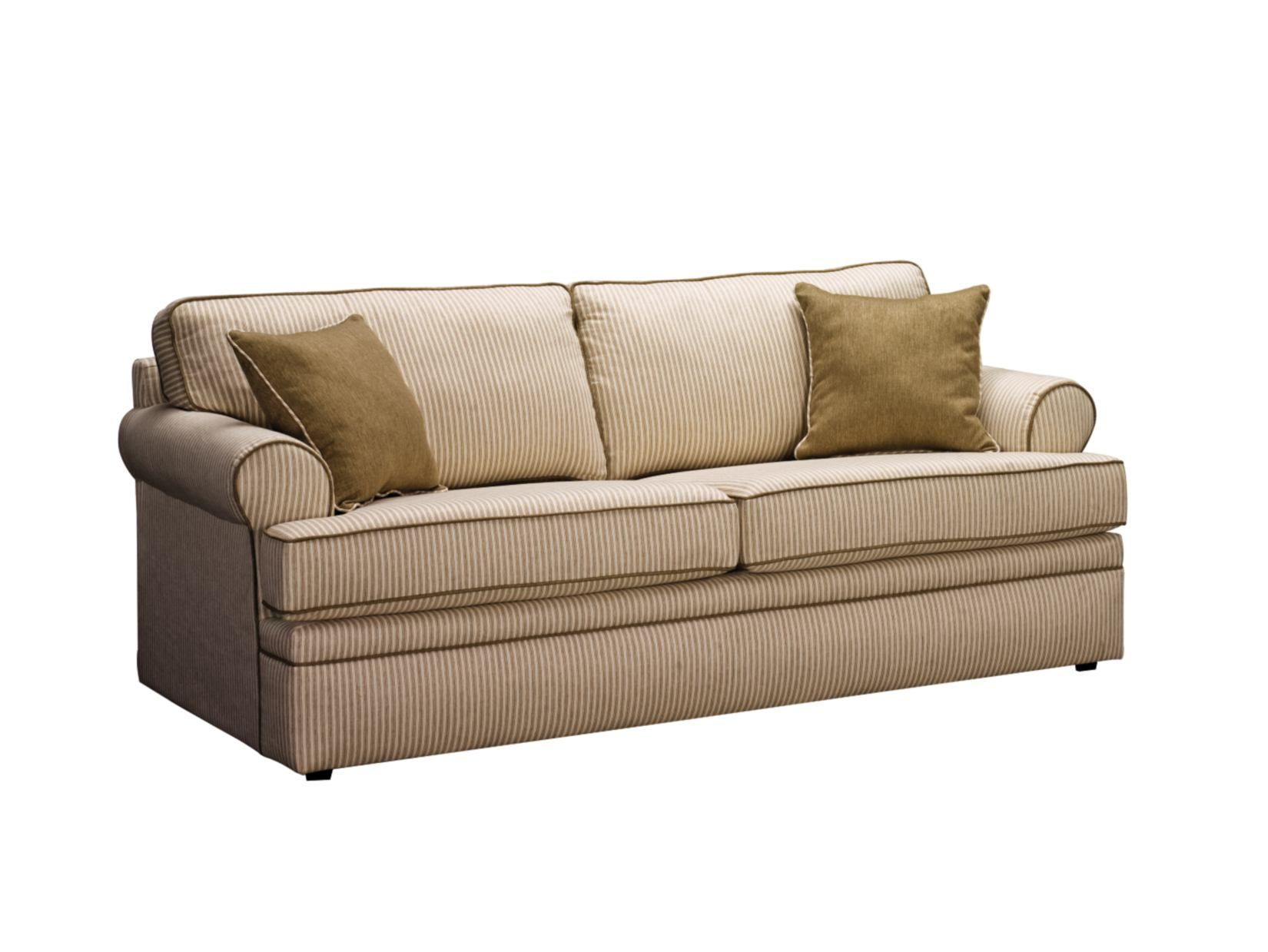 Incroyable Kendall Stripe Queen Sleeper   Value City Furniture $699