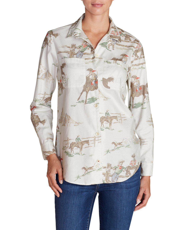 Flannel dress womens  Womenus Ilaria Northwest Boyfriend Flannel Shirt  Eddie Bauer