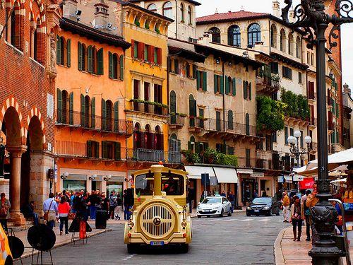 Verona Erbe Square 9th Oct 2012