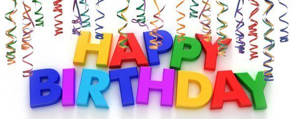 Happy Birthday Banner For Facebook