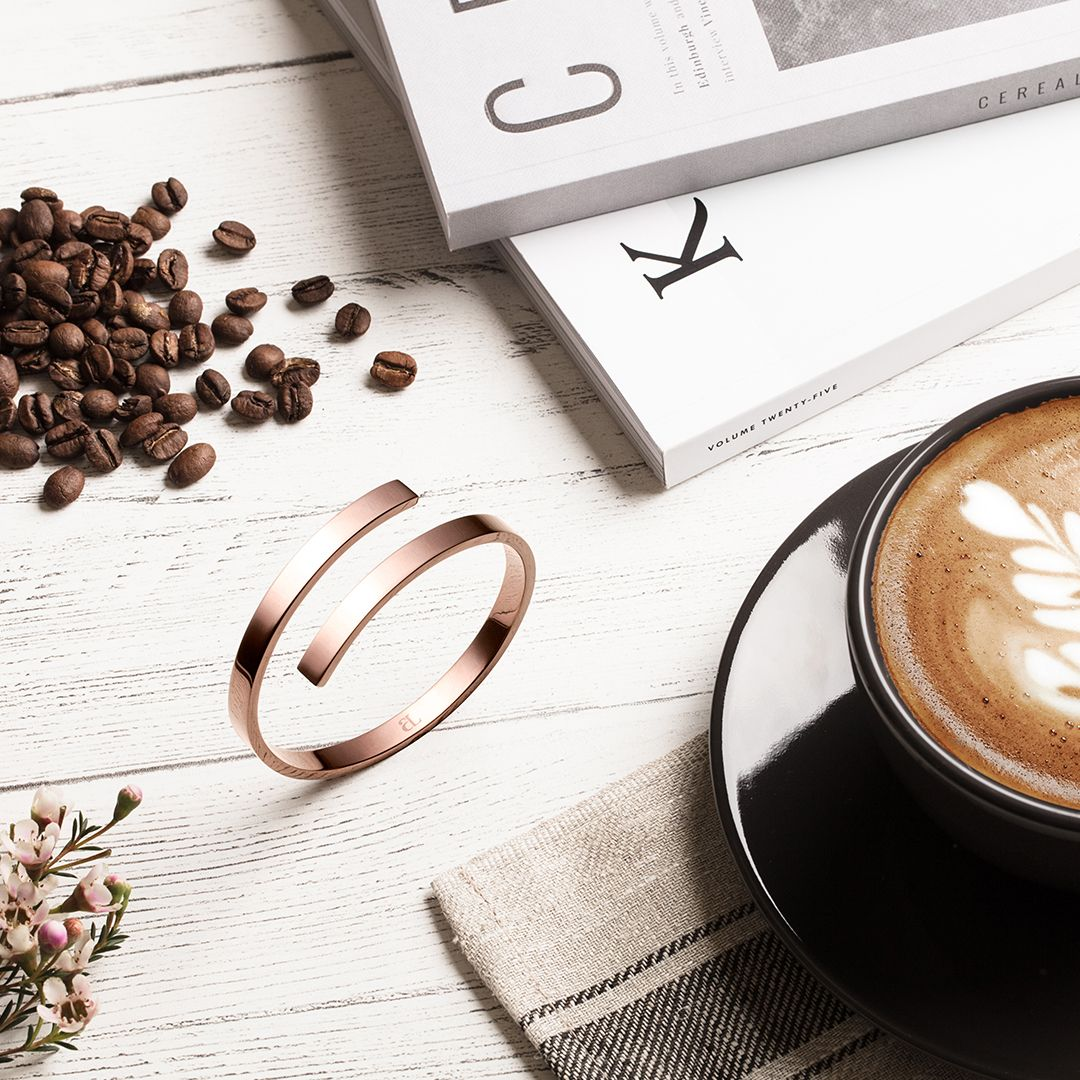 Flat Lay Mocha Jewellery Inspo Interior Coffee Style Rose Gold Copper Goals Dreamy Coffee Fashion Mocha Style Gift