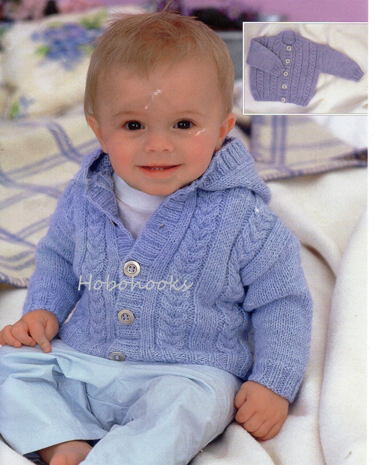 Baby Knitting Pattern Childs Knitting Pattern Baby Cardigans Childs Cardigans 18-26 inches DK Baby Knitting Patterns PDF Instant Download by Minihobo on Etsy https://www.etsy.com/listing/221960601/baby-knitting-pattern-childs-knitting