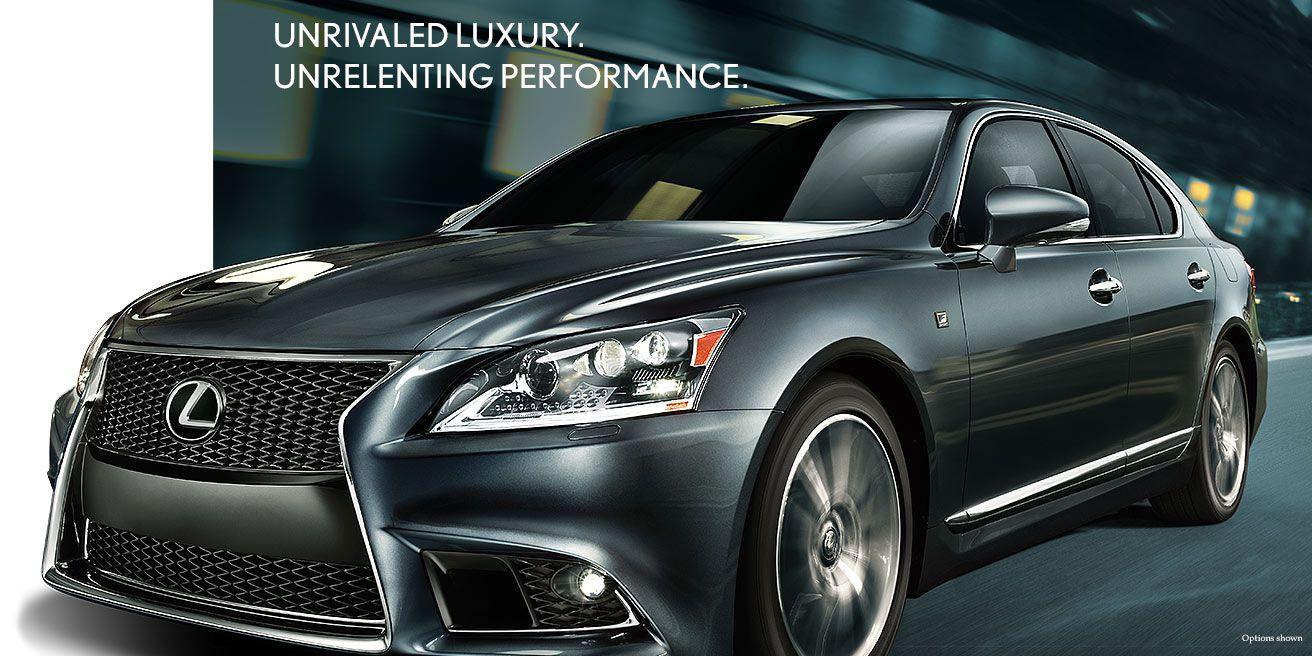 2016 lexus ls - luxury sedan | lexus | automobile | pinterest