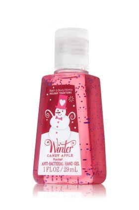 Winter Candy Apple Foaming Mousse Anti Bacterial Bath Body