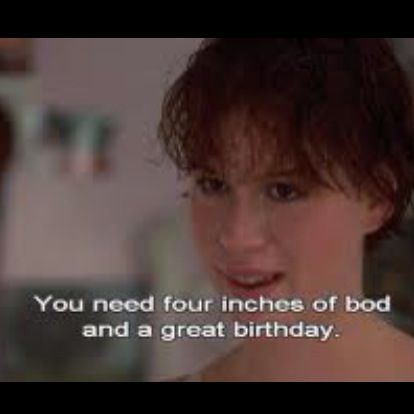 16 candles. Forreal. | Important things | Sixteen candles ...