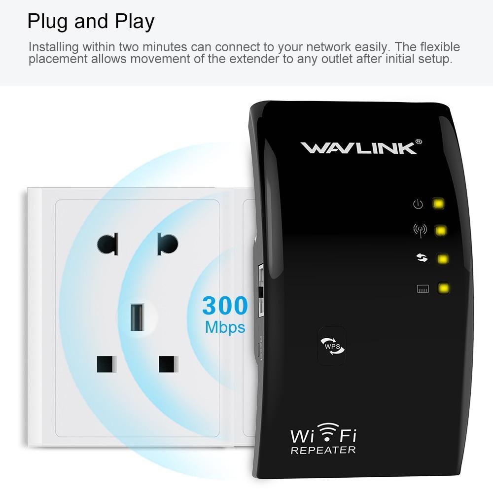 Long Range Wifi Repeater
