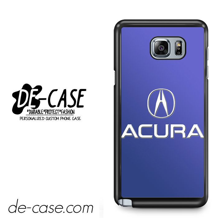 Acura Logo For Samsung Galaxy Note Case Phone Case Gift Present YO - Acura phone case
