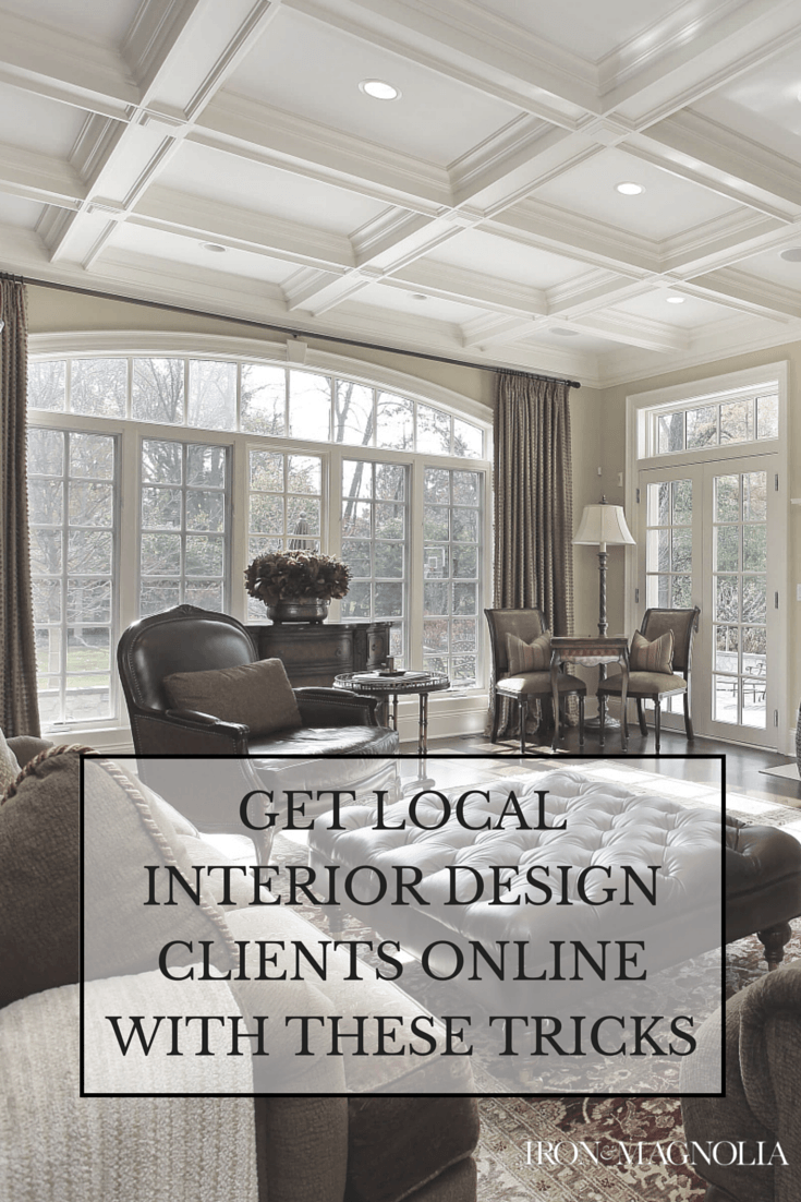 Theres tons of ways to get interior design clients from an online search aka being smart about seo for interior design what you didnt include seo into