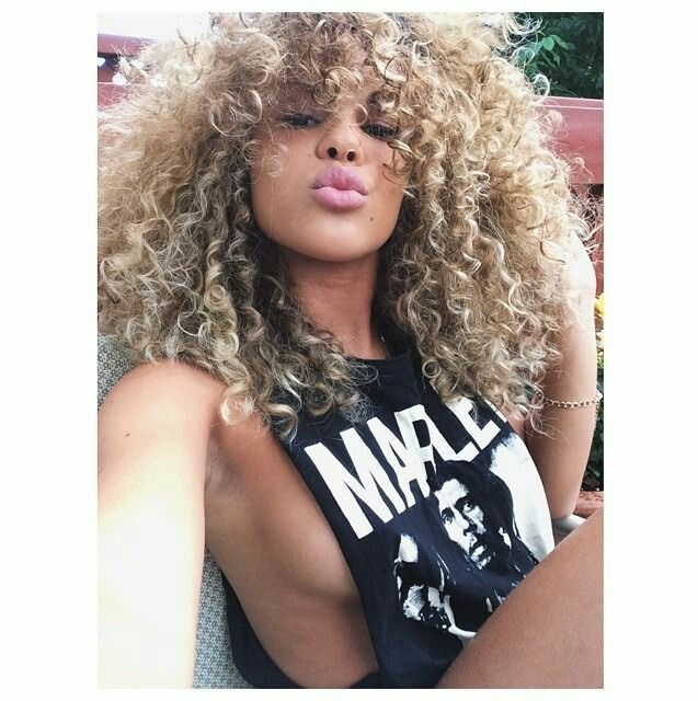 Pin By Aidaqua On Curly Hair Pinterest Curly