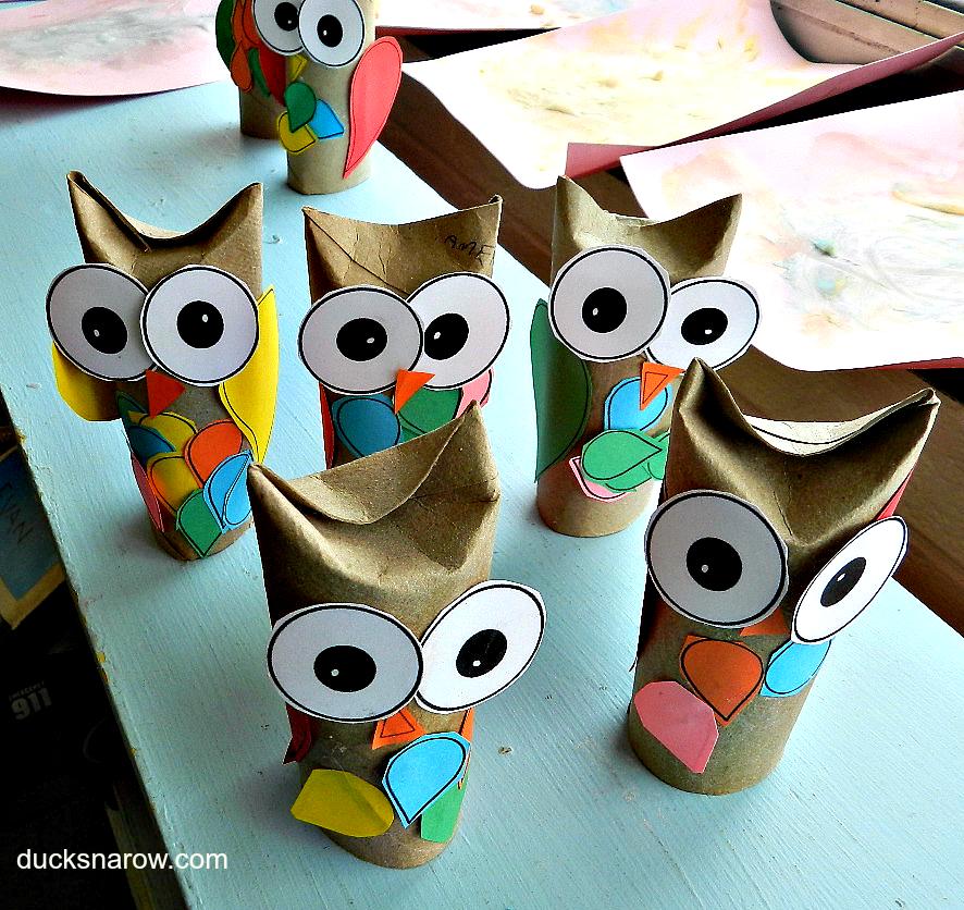 O Is For Owl Preschool Craft - 2020