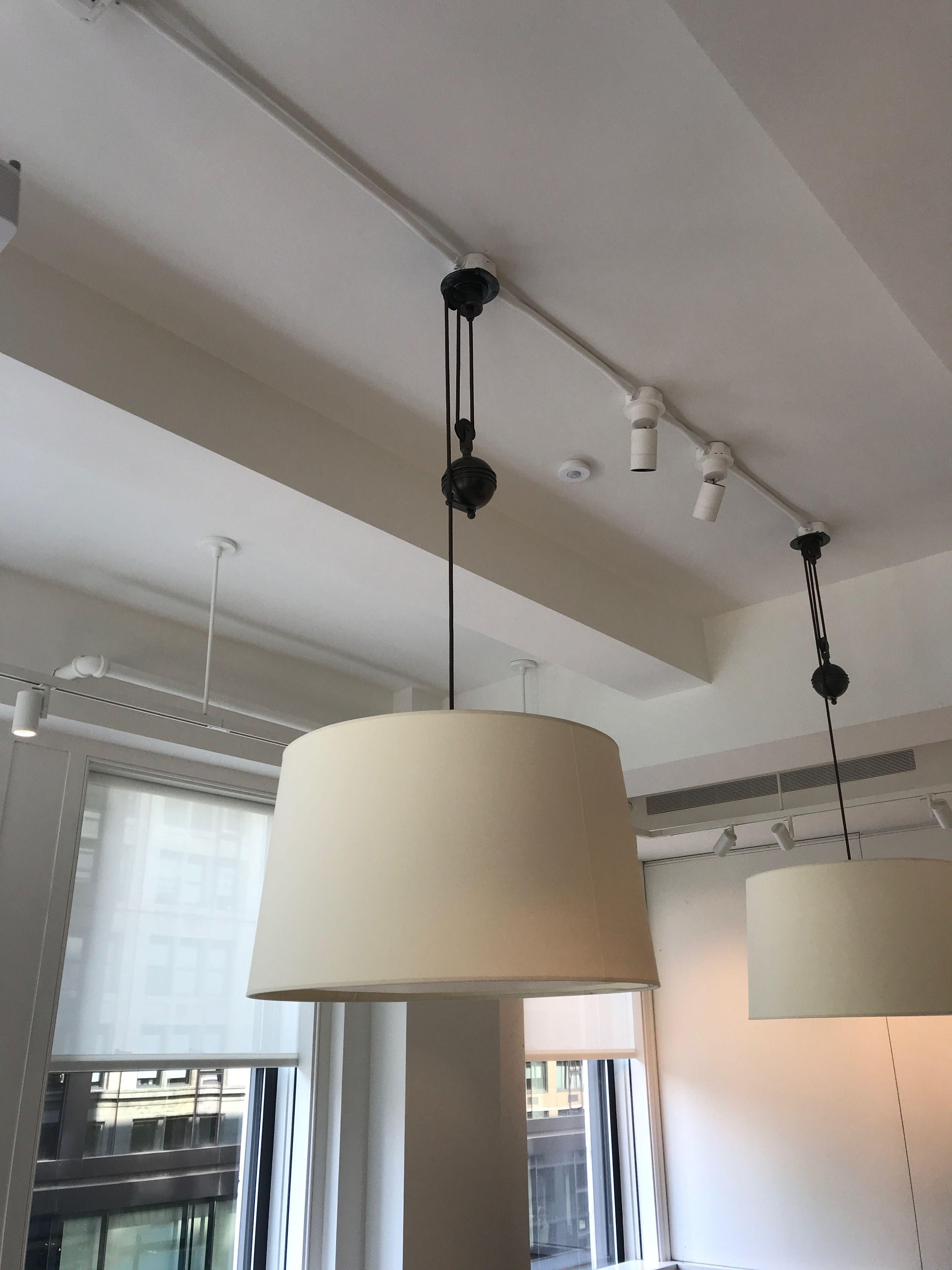Low Hanging Lights