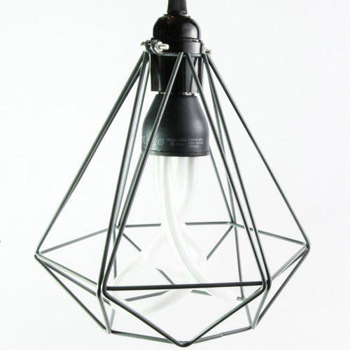 Our Diamond Cage Steel Pendant Light is in the Easter sale! What more excuse do you need to add a bit of industrial lighting to your home?