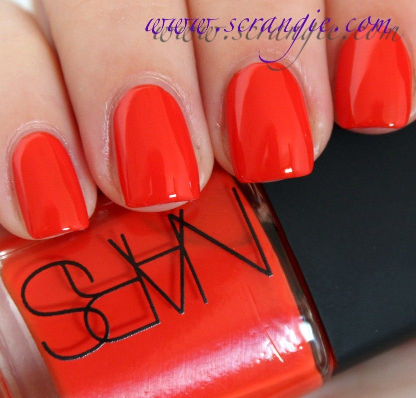 Nars Hunger from Nars Vault | My nail | Pinterest | Nars and Make up