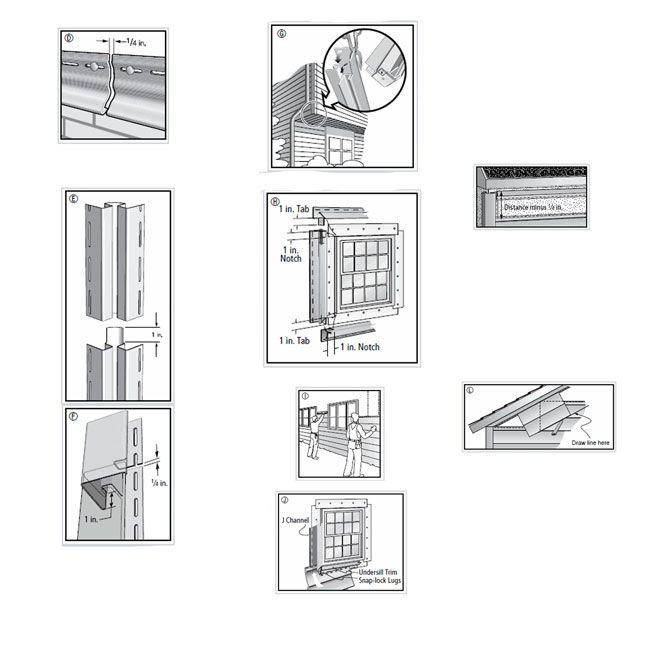 Install Vinyl Siding Vinyl Siding Vinyl Siding Installation House Siding Installation