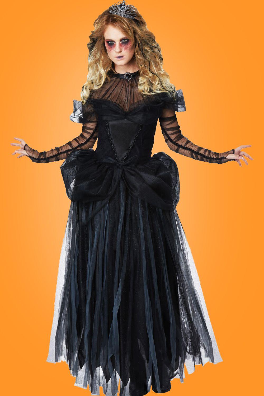 Dark Princess Gothic Royal Ghost Victorian Storybook