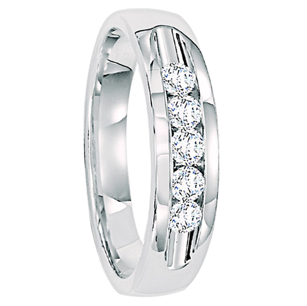 1 2 Cwt Genuine Diamond Ring 10kt White Gold Troilus 10 In 2020 Mens Diamond Wedding Bands White Gold Diamond Wedding Rings Mens Gold Jewelry