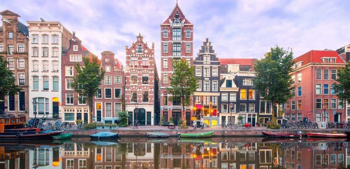 Que Ver En Amsterdam En 3 Días Amsterdam Holanda Ciudades