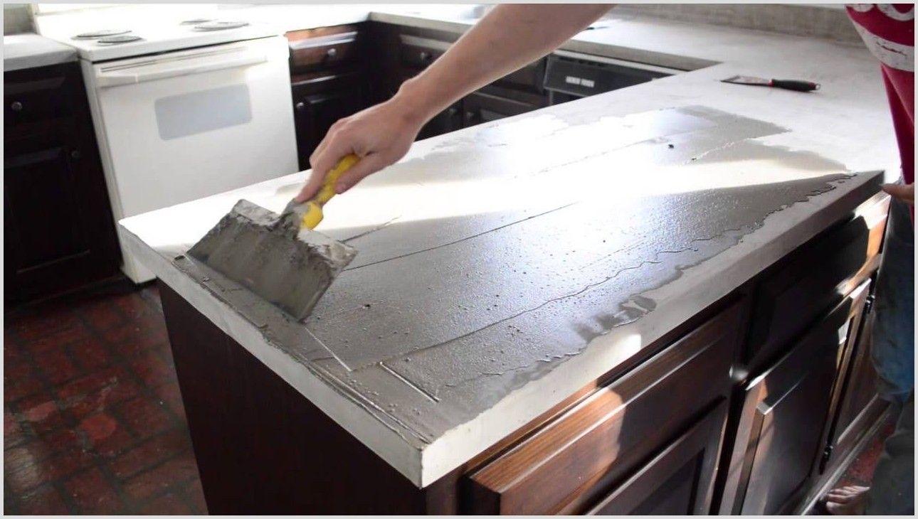 31 concrete countertops over existing laminate concrete