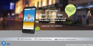 Oneralarm GPS tracker: GPS Tracking Android SMS APP for OBDII