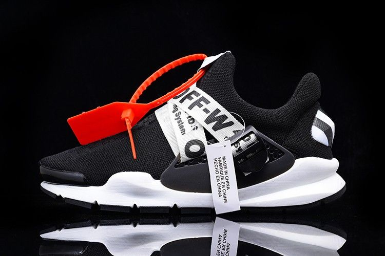 quality design 32030 9c3d9 The Ten +1 Off White x Nike Sock Dart Sock Shoes Knit Tape Black White  819686-051
