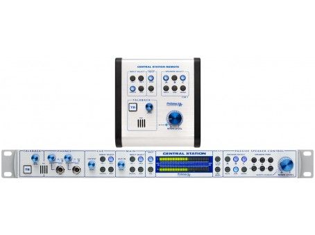 PreSonus Central Station Plus - Vintage King Audio