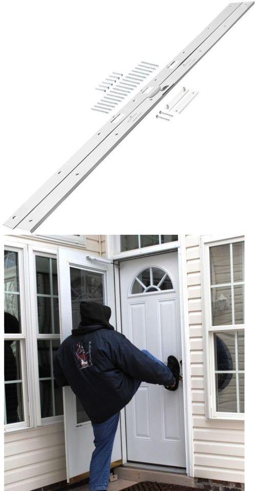 Doorstops 36022: Door Frame Hinge Reinforcement Home Security ...