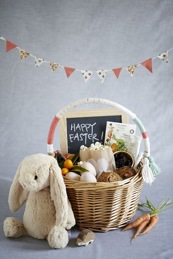 Get Egg Cited About These Diy Easter Basket Ideas Natural Easter Basket Homemade Easter Baskets Easter Basket Diy