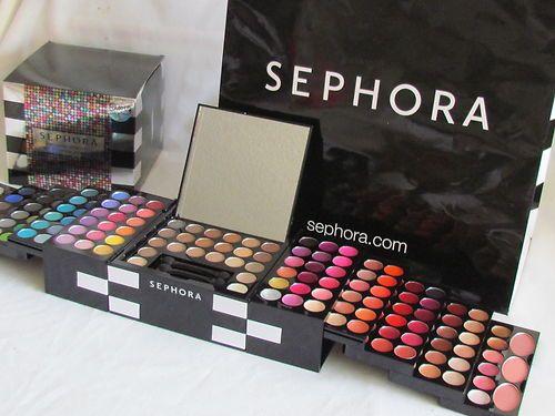 Sephora Color Daze Blockbuster Makeup Palette Limited Edition