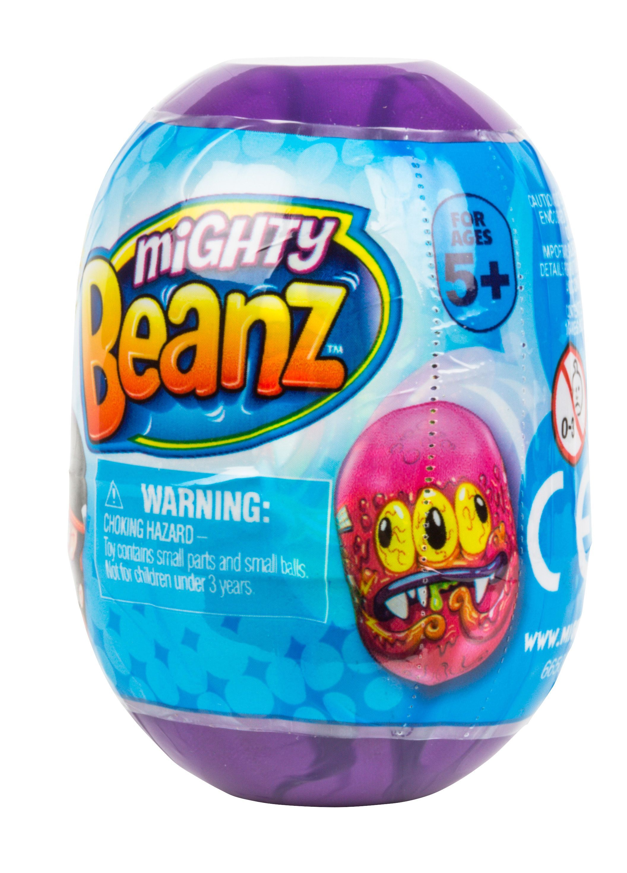 Mighty beanz 2 pack bean pod toyworld with images