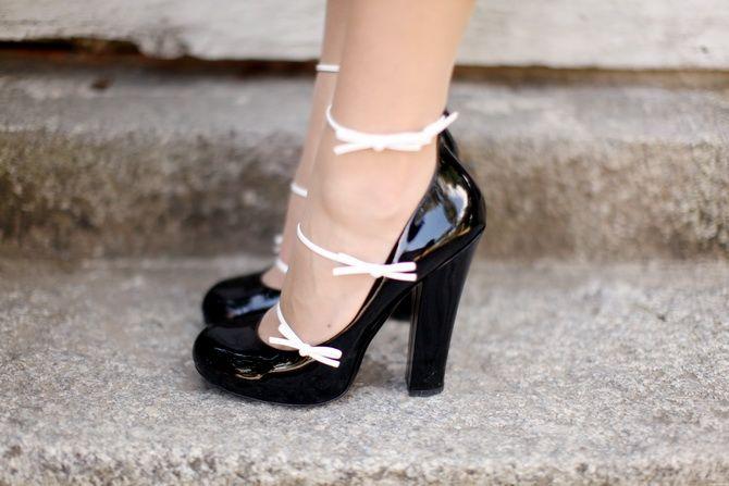 Louis Vuitton Bow Shoes Women