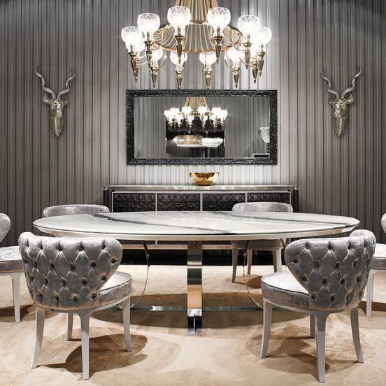 Elegant dining room trends for your future home || Feel the ...