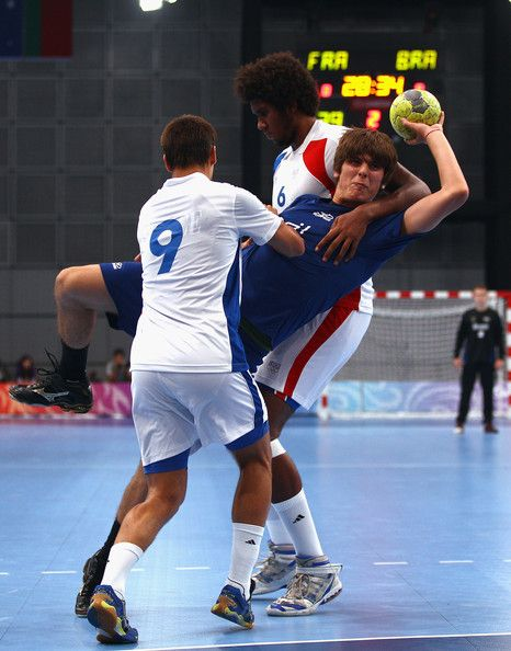 Matheus Francisco Photos Photos Youth Olympics Day 11 Handball Handball Sport Man Olympics