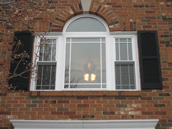 Replacement Windows With Grids In St Louis Double Hung