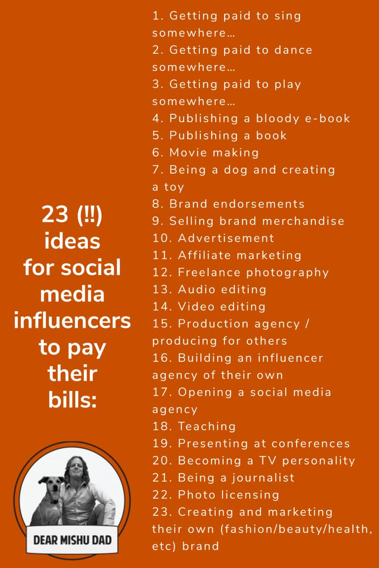 How Do Insta Influencers Make Lots of Money? Influencer