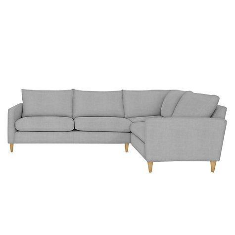 John Lewis Partners Bailey Rhf Corner End Sofa Sofa Corner Sofa Living Room L Shaped Sofa