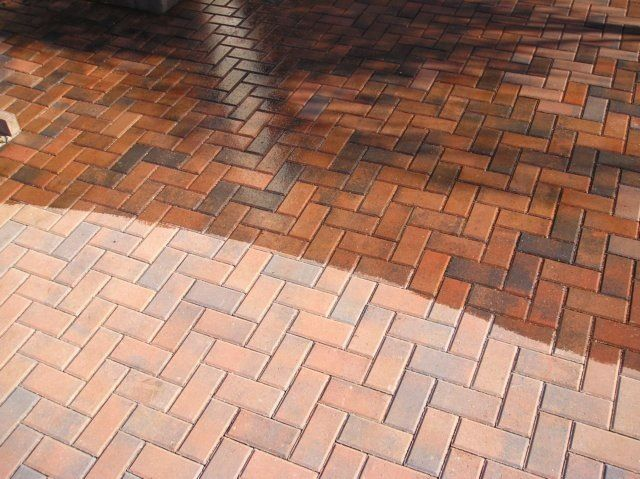 Removing Rust Stains From Pavers Is The Toughest Job