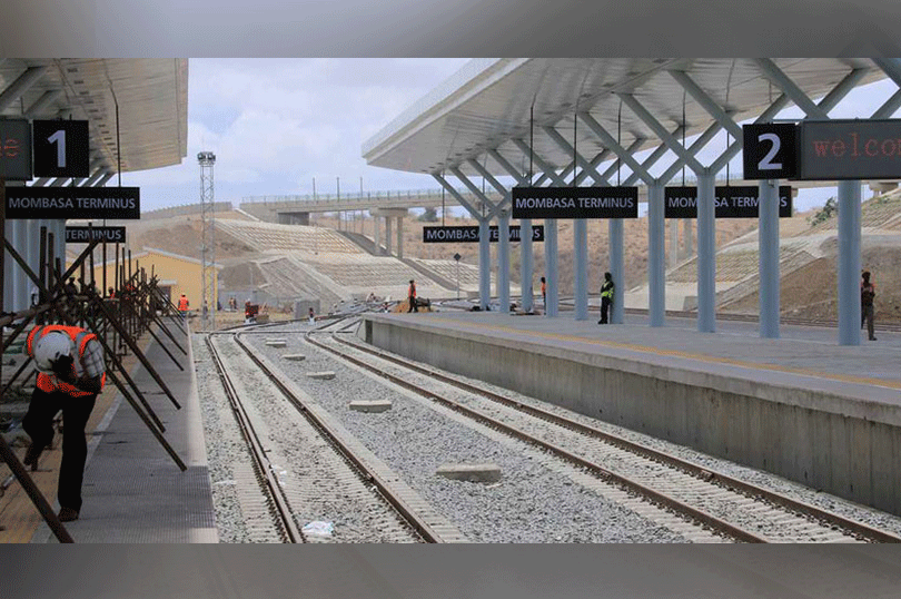 Kenya Railways To Build Miritini, Mombasa SGR Link