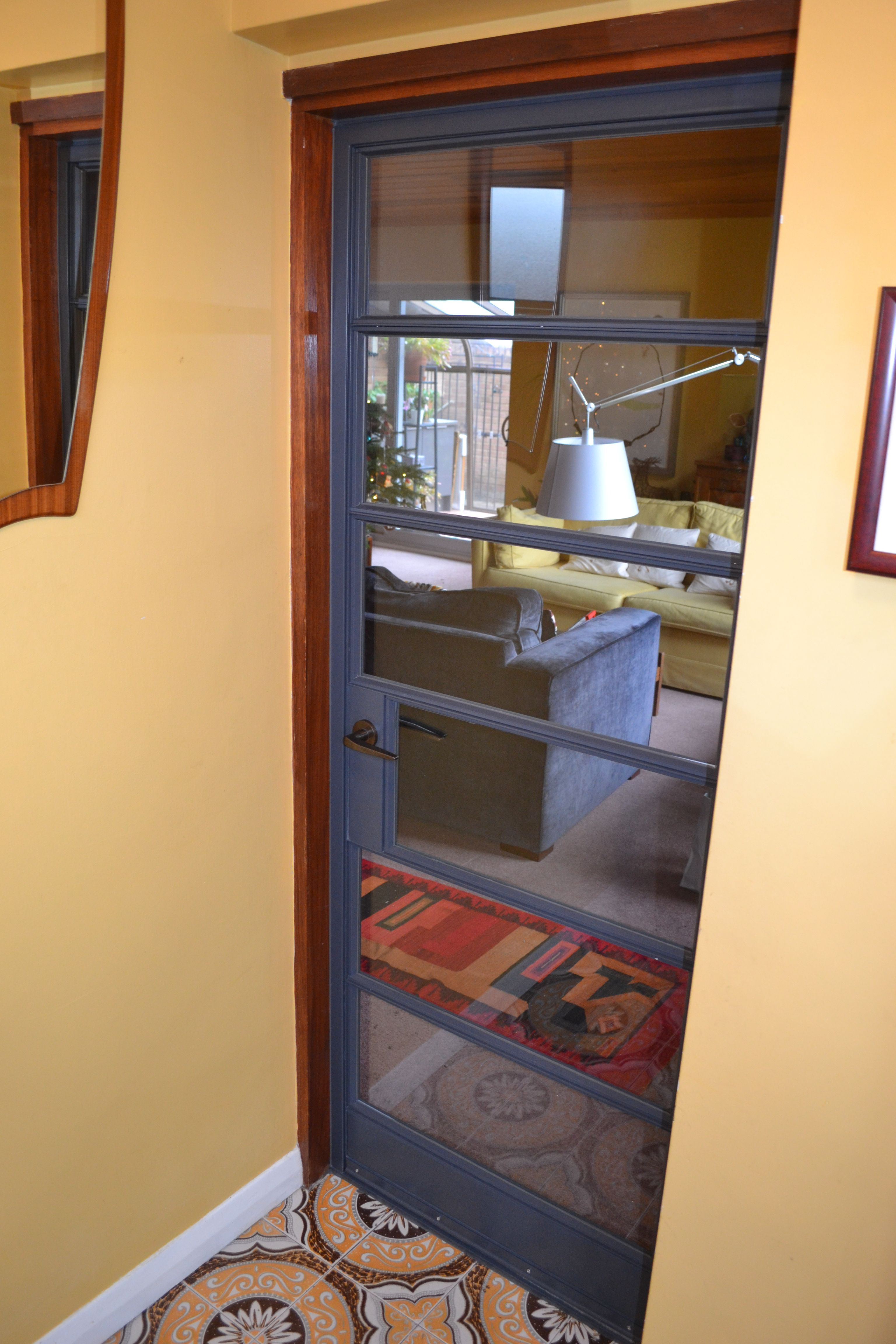 Crittall Internal Door In London Architects Own Home By Lightfoot