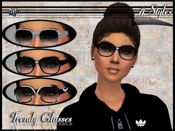 MartyP's MP Trendy Glasses