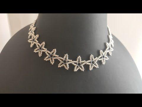 Yıldız Kolye/ How to make Star Necklace