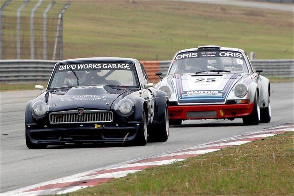 Sebring MGB GT V8 - Pistonheads | Racing MG\'s | Pinterest | Cars ...