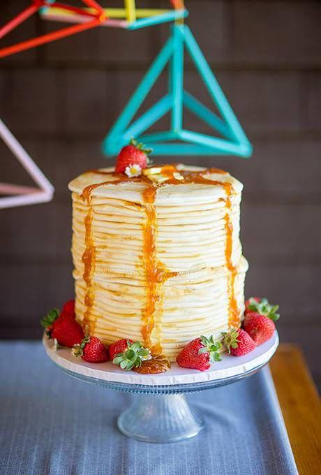 Nontraditional Wedding Cake Ideas : Brides.com