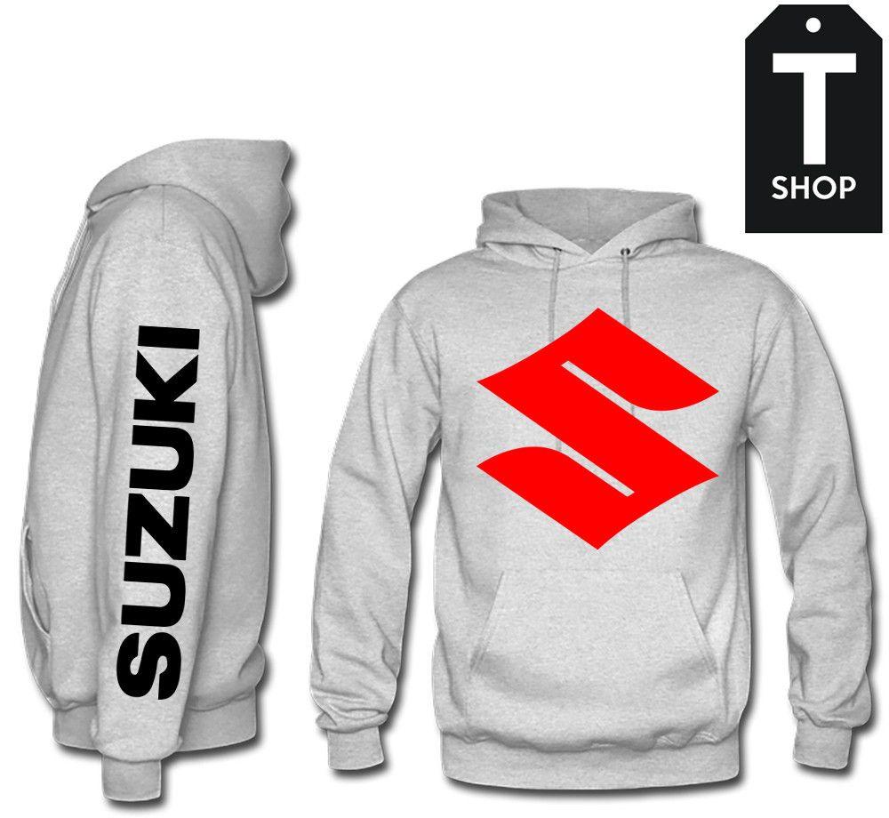 Suzuki hoodies