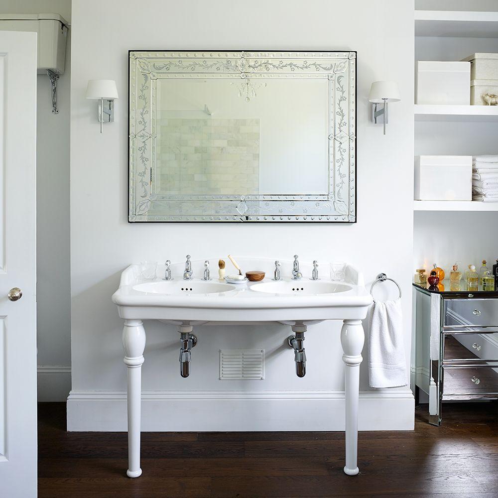 Looking Good Bath Mat   Traditional bathroom, White traditional ...