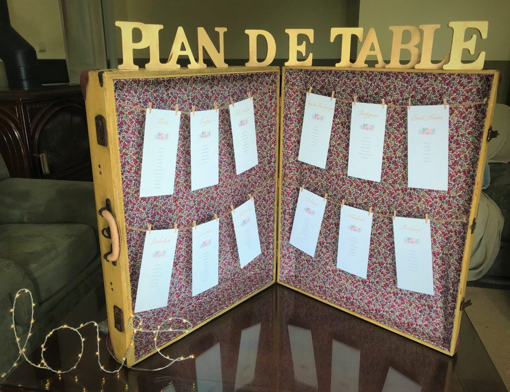 Diy Mariage Plan De Table Et Animation Tatouages En 2020 Plan De Table Plan De Table Mariage Diy Mariage