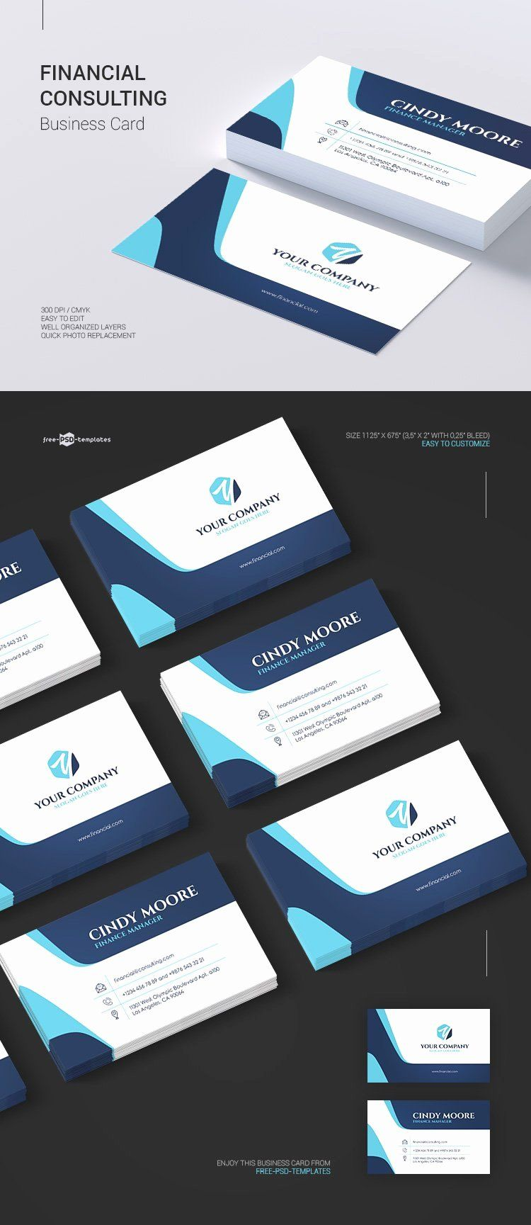Folded Business Cards Template Fresh Free Financial Consulting Business Free Business Card Templates Photography Business Cards Template Folded Business Cards